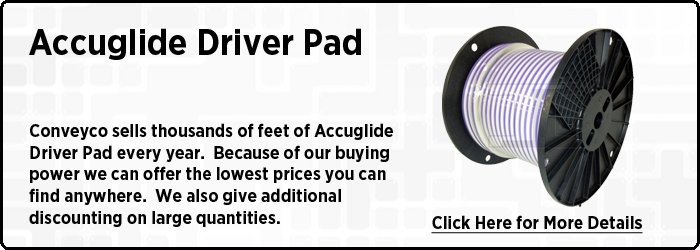 Accuglide Driver Pad