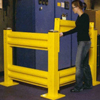 Wildeck Wilgard Lift-Out Rail